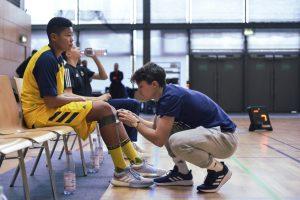 Renturn to Sport Dozent - Niklas Kollmann an der Fresenius Hochschule Köln
